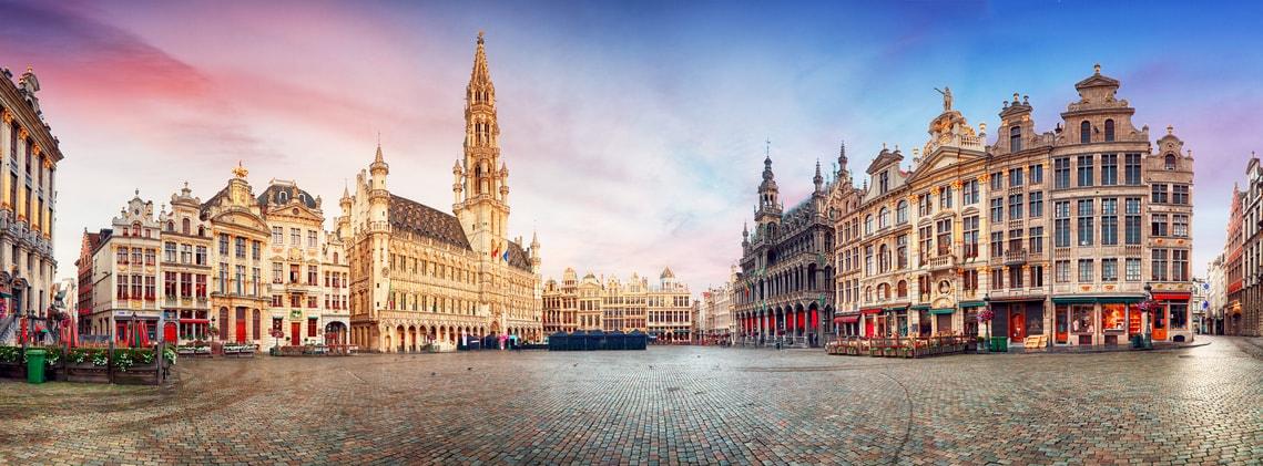 Busreisen nach Brüssel aus ganz NRW. Jetzt unschlagbar günstig mit dem Bus nach Brüssel.